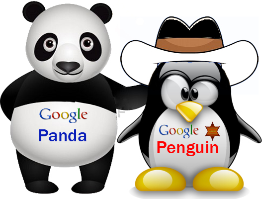 Difference Between Google Panda And Google Penguin