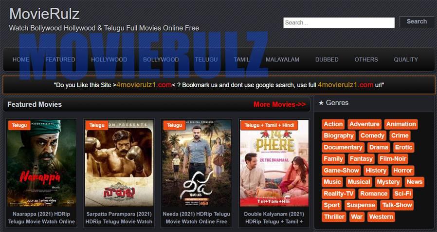 Movierulz Download: Telugu Movies Download