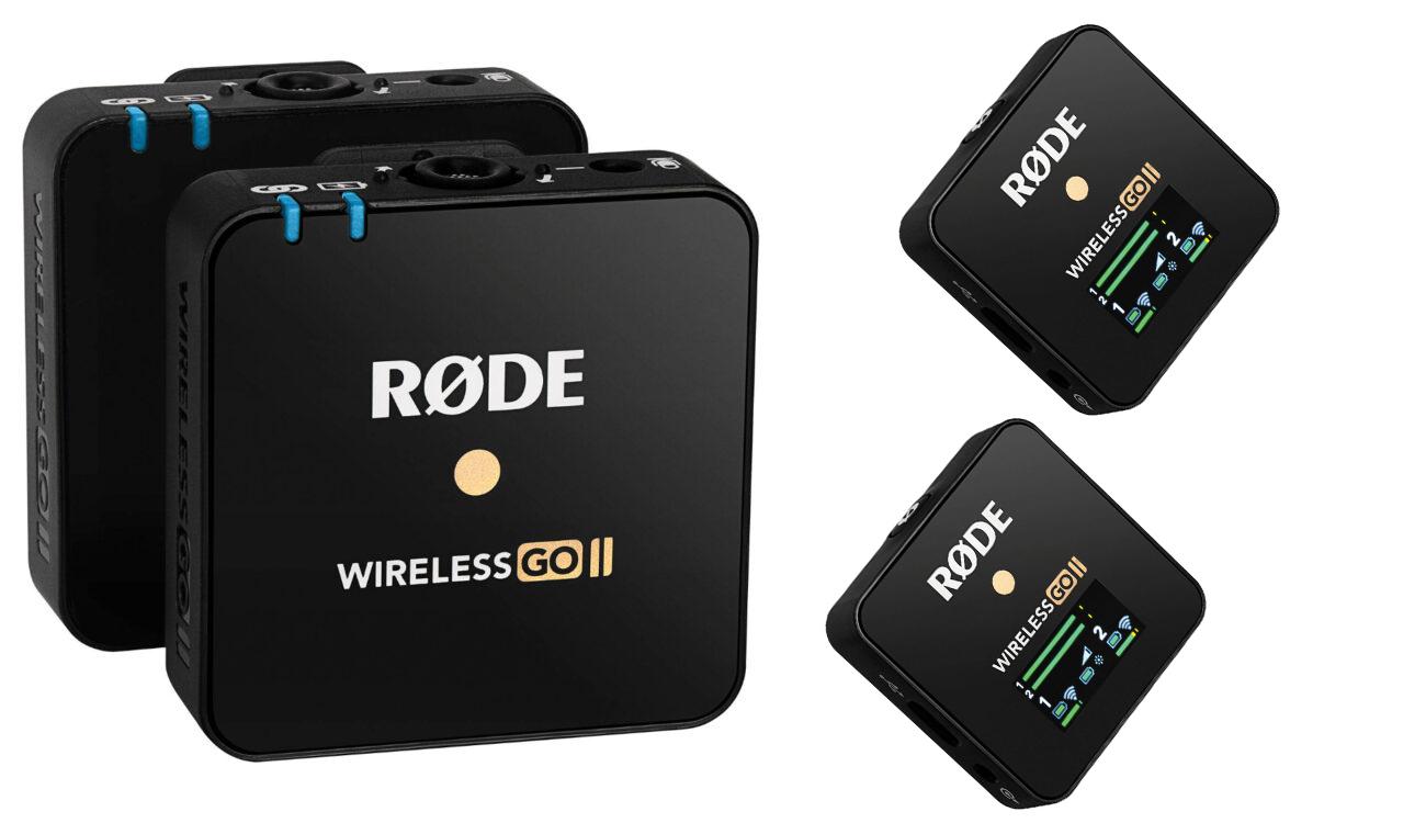 RODE-Wireless Gi II